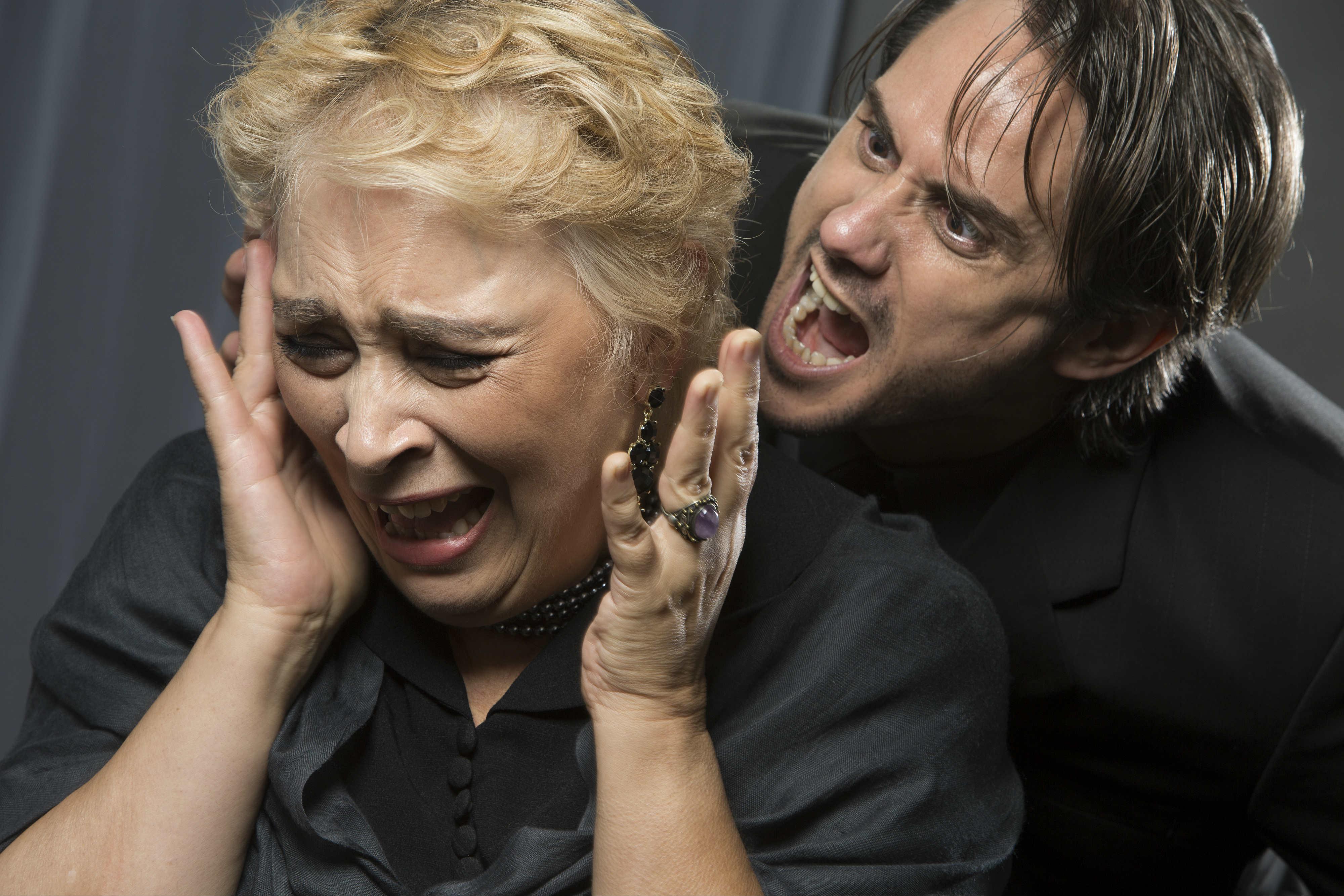 """Bete Dorgam e Nicolas Trevijano: """"Assim É (Se lhe Parece) estreia em 11 de maio (Foto: Heloísa Bortz)"""