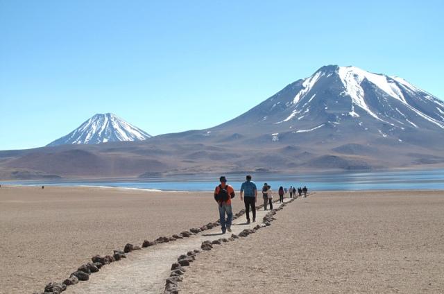 O Deserto do Atacama, no Chile, é boa pedida para arianos