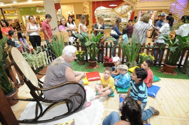 Sítio do Picapau Amarelo - Shopping Anália Franco