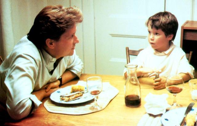 1987: Michael Douglas e Ellen Hamilton no suspense Atração Fatal