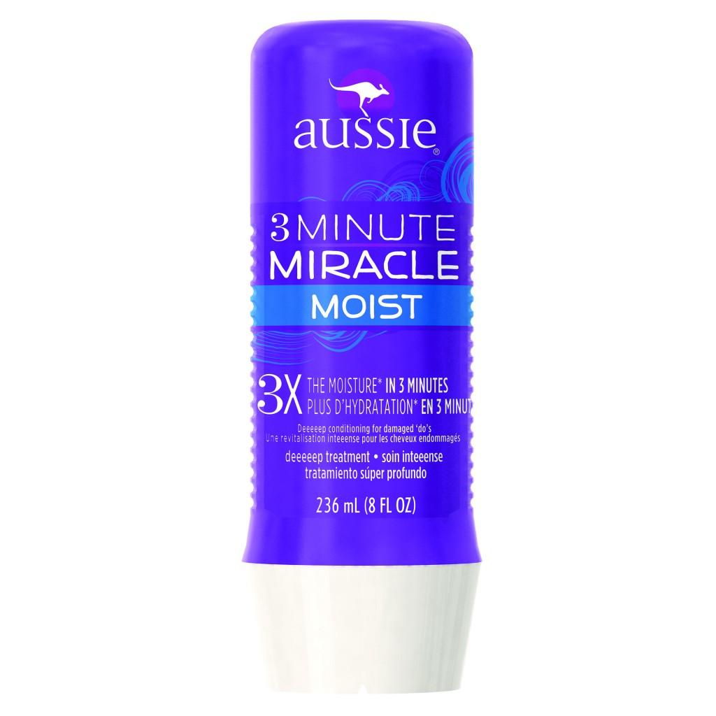 Creme de tratamento 3 Minute Miracle Moist - Preço sugerido de venda: R$ 39,90