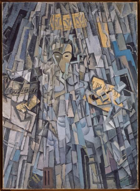 Autorretrato Cubista, 1923