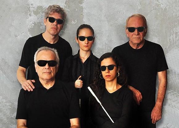 teatro cego o grande viúvo