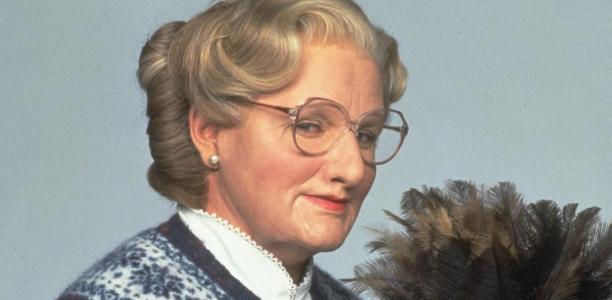 1993 - Uma Babá Quase Perfeita foi uma de suas melhores comédias