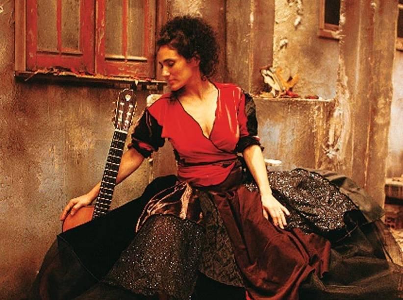 A cantora, compositora e violonista Badi Assad