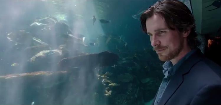 Christian Bale é o protagonista do filme