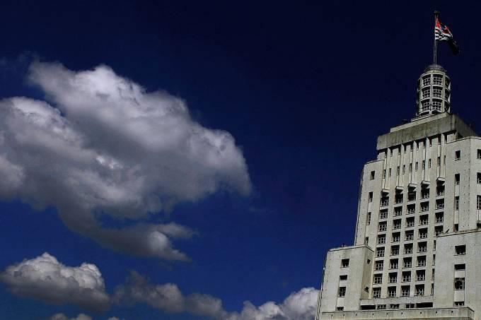 Quase no céu, Torre do Banespa FOTO IVAN DIAS