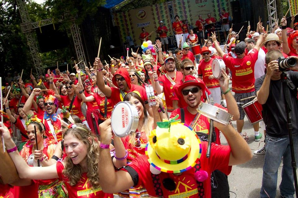 O Bangalafumenga desfila dia 7, na Avenida Paulo VI. (Foto: Divulgação)