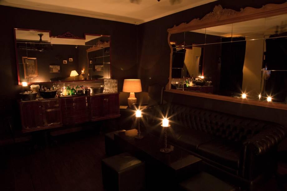 Bar Secreto: ambiente para festa intimista