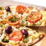 Restaurante também assa pizzas