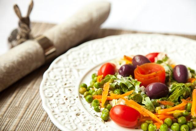 Barão Natural: salada à vontade (Foto: Divulgação)