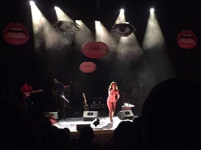 Bárbara Eugenia - show