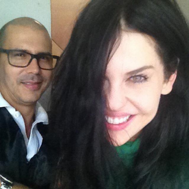 O novo look de Barbara (Foto: Reprodução/Instagram)