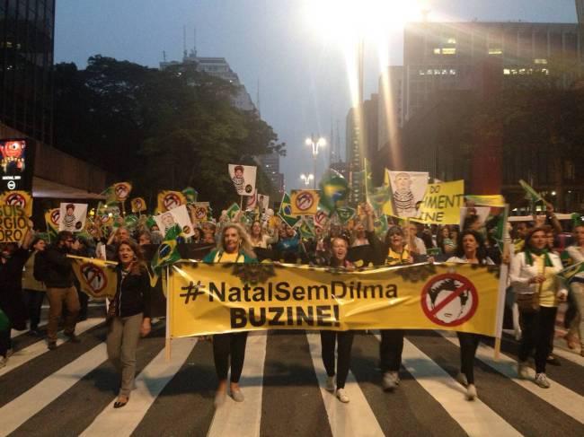 barbara protesto paulista
