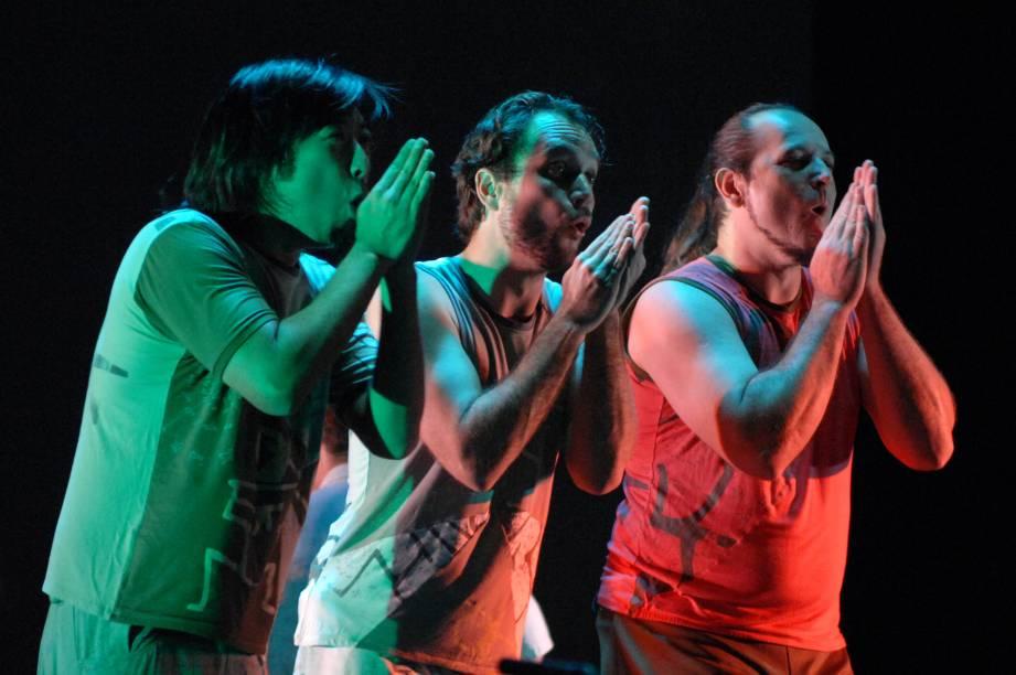 Barbatuques: shows entre 1º e 4 de março