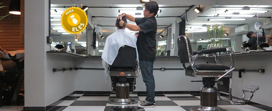 Barbearia Garagem Estética - Selo