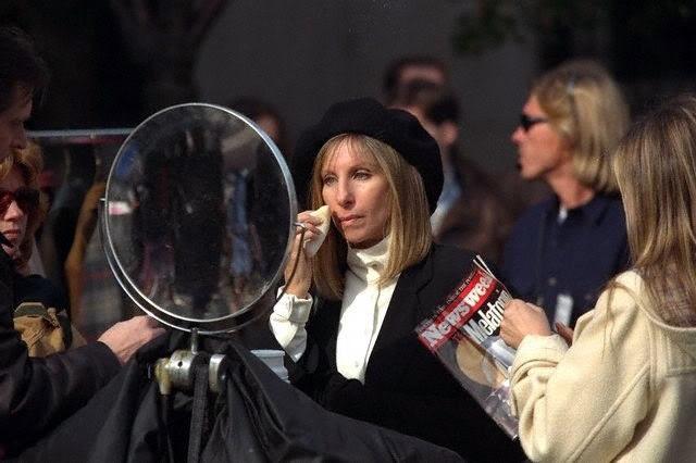 A cantora Barbra Streisand comandou três longas-metragens