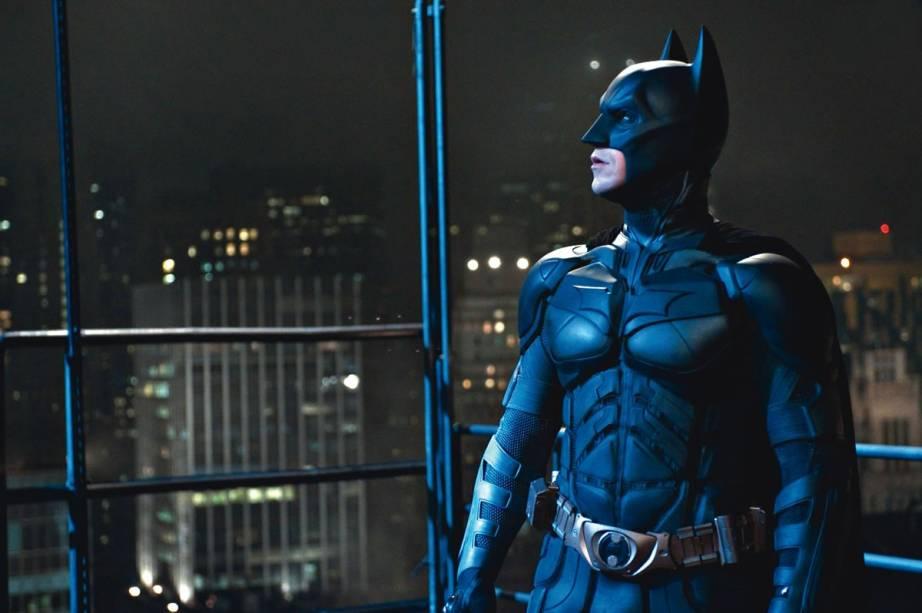 Christian Bale está de volta em Batman - O Cavaleiro das Trevas Ressurge: direção de Christopher Nolan