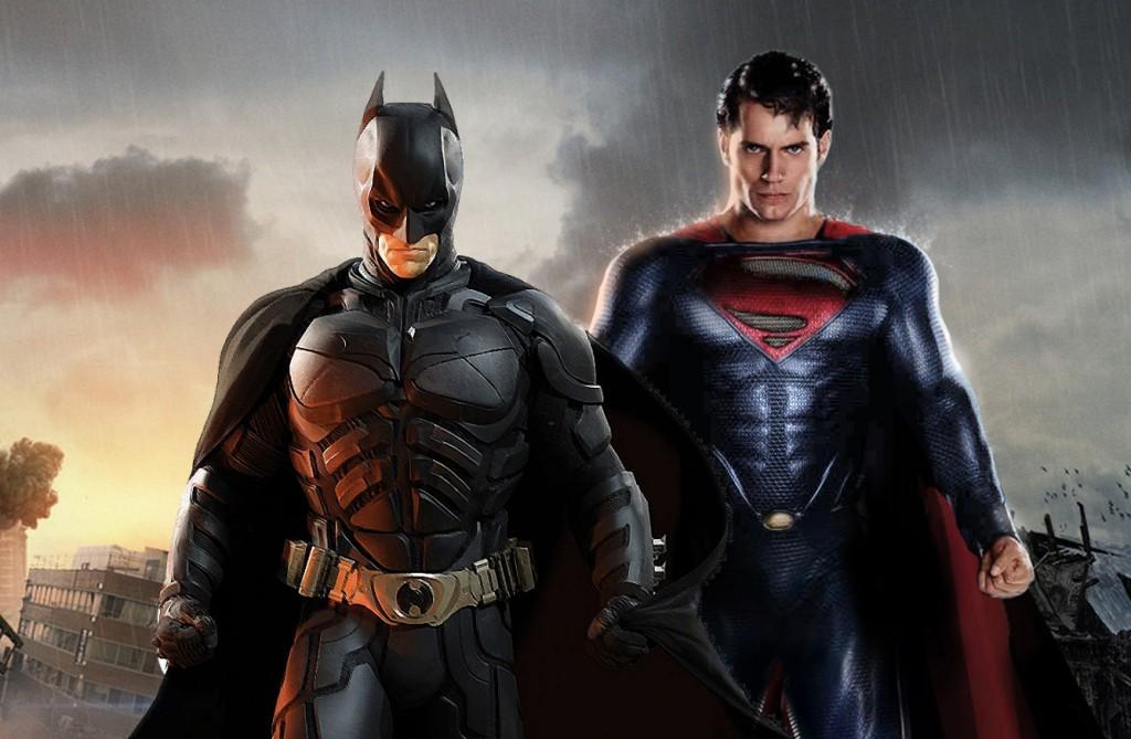 O projeto ainda sem título de Batman e Superman vai estrear em 6 de maio de 2016