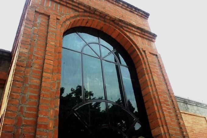 Detalhe da fachada: previsão de abertura nesta segunda, dia 16 (Fotos: divulgação)