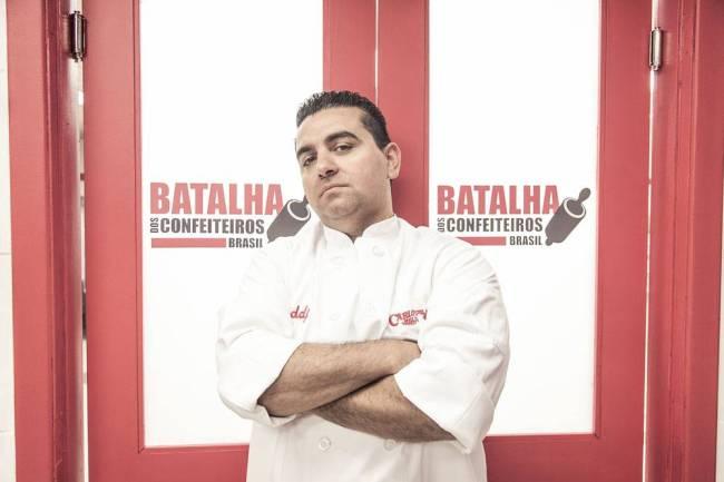 Cake Boss - Buddy Valastro