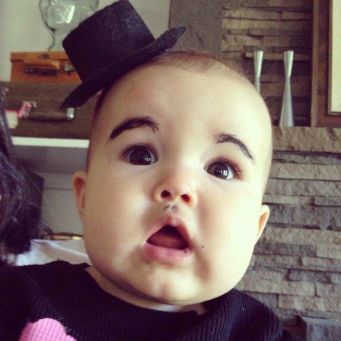 Baby Chaplin?