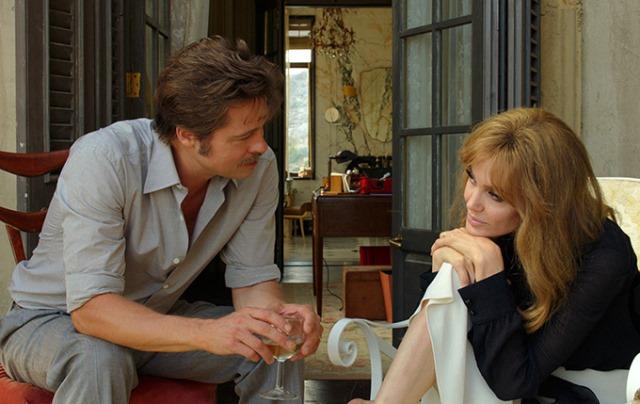 À Beira-Mar, com Brad Pitt e Angelina Jolie é uma das novidades para alugar no Looke