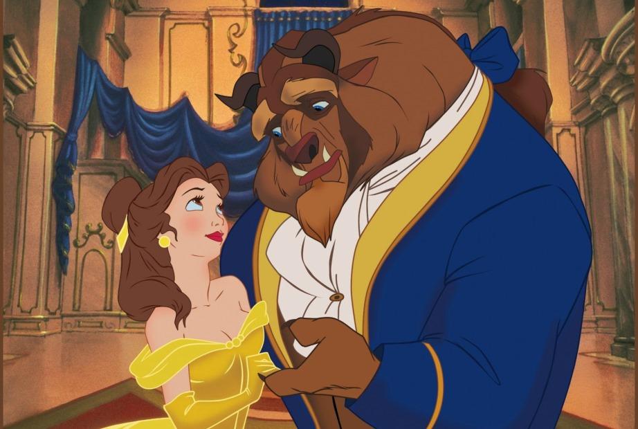 O desenho da Disney, A Bela e a Fera, vai ganhar versão com atores