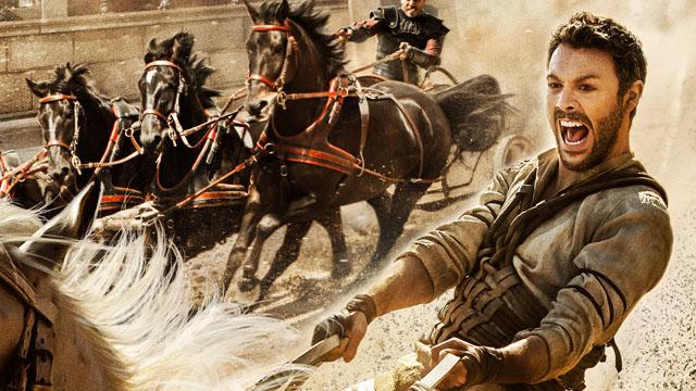 Ben-Hur foi o cartaz da Sessão Vejinha na terça (16)