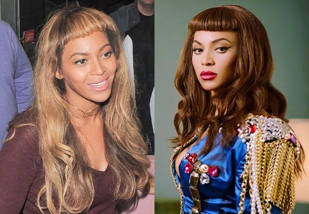 Beyoncé - Franja