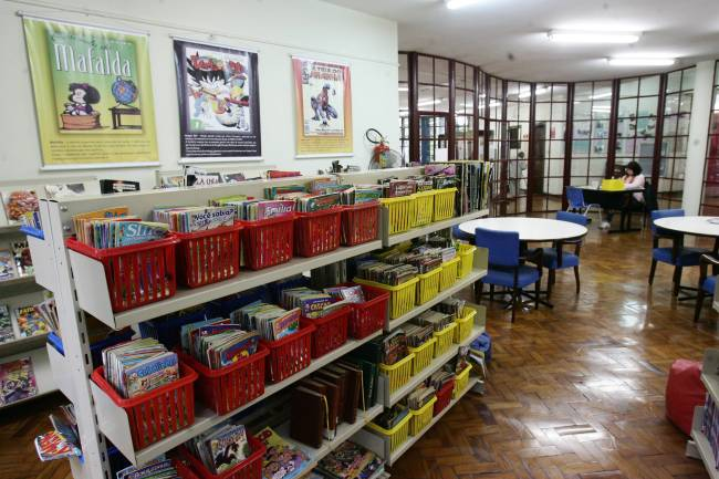 Biblioteca Monteiro Lobato