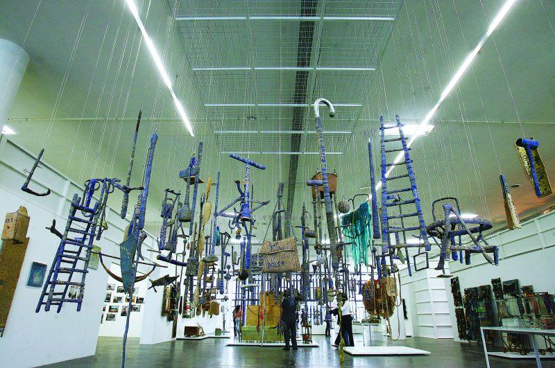 Obras de Arthur Bispo do Rosário constam da programação da 30ª Bienal de São Paulo