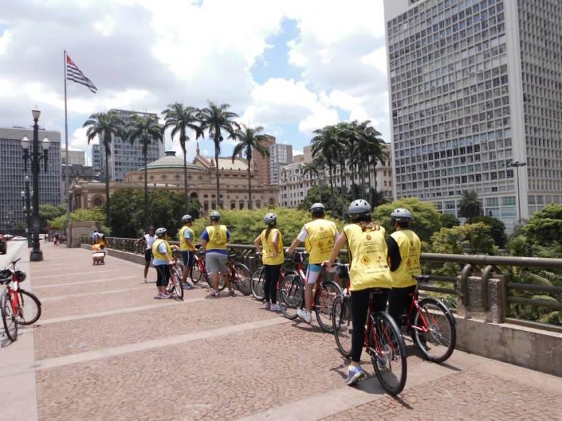 Bike Tour SP: passeio gratuito é feito por pontos turísticos da cidade