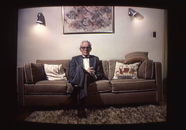 Bill Viola - Reverse Television
