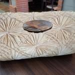 Bolsa de palha de buriti: 45 reais