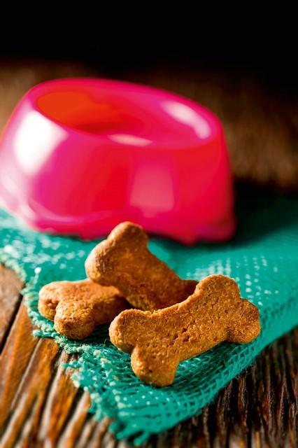Biscoitos caninos: disponíveis na unidade de Pinheiros (Foto: Divulgação)