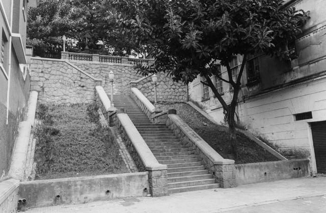 O local nos anos 80: cenário de filmes (Foto: Arquivo Estadão Conteúdo)