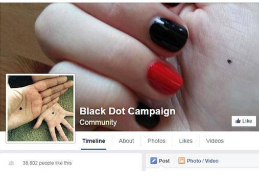 blackdot facebook