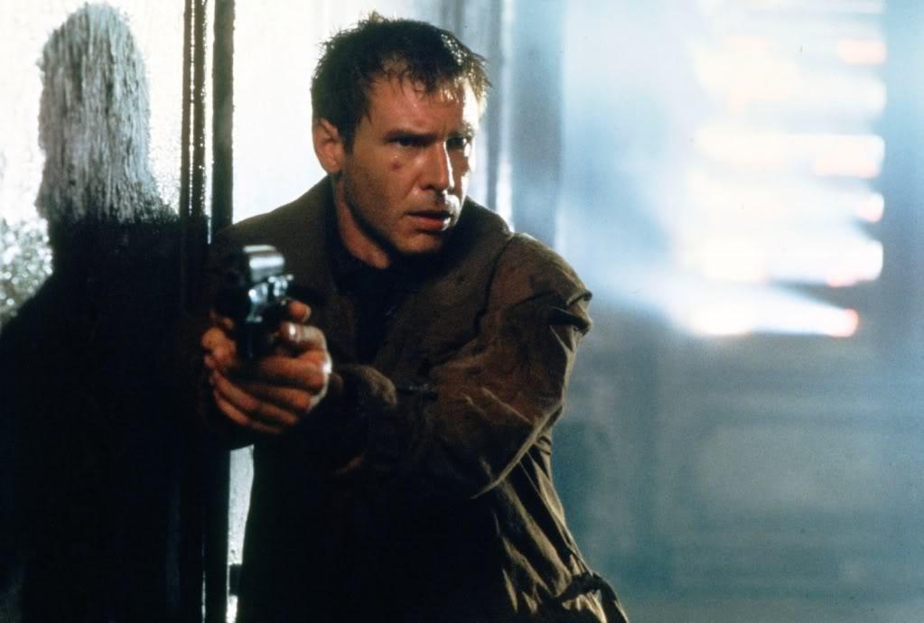 Harrison Ford em Blade Runner