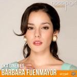 Bárbara Fuenmayor é Blair Waldorf (Reprodução)