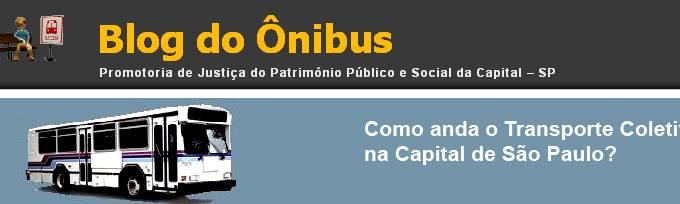 Blogs – Blog do Onibus