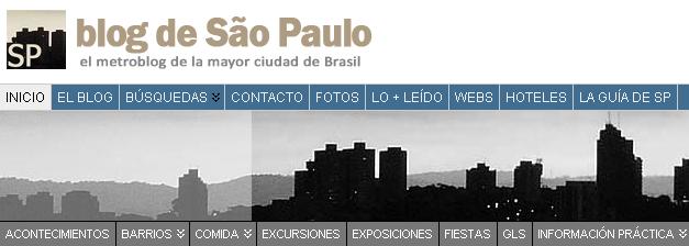 blog de São Paulo