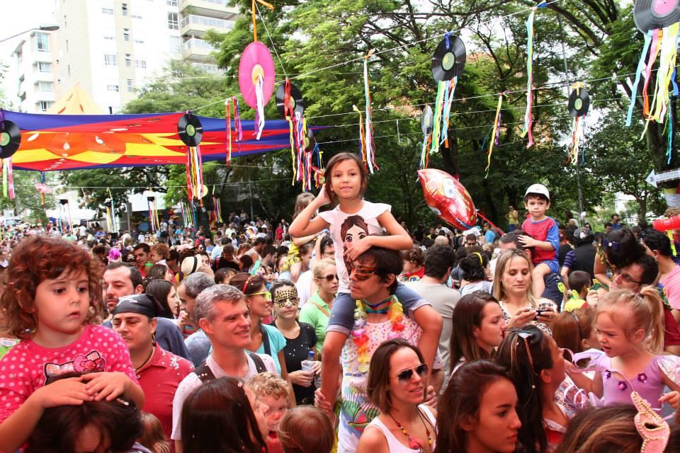 Banda do Bloquinho é opção para criançada no dia 31 na Praça Horácio Sabino (Foto: reprodução)