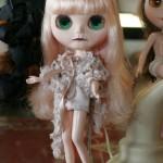 Olhos e cabeças grandes: boneca foi criada em 1972, no Japão (Foto: Fernando Moraes)