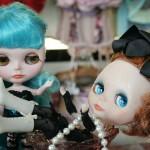 Blythe, a boneca que é musa fashion: fãs como Alexander McQueen (Foto: Fernando Moraes)