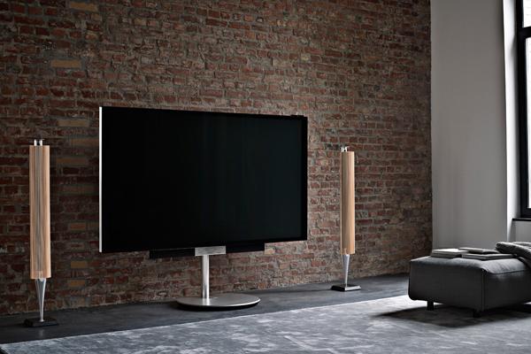 Televisão de ponta, na nova loja da Bang & Olufsen: 167 mil reais