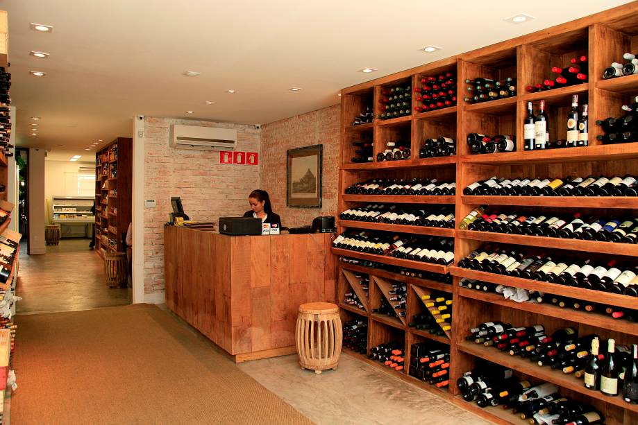 Loja de vinho