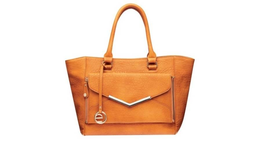 Bolsa com bolso destacável que vira carteira, Le Postiche