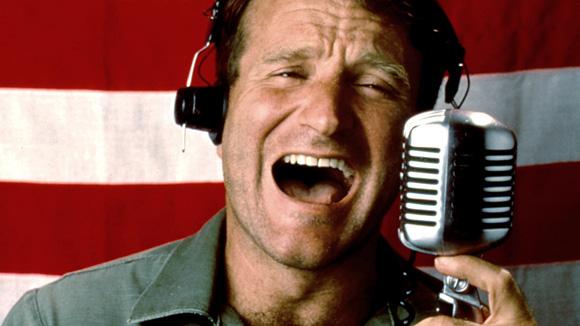 1987 - Bom Dia Vietnã lhe  rendeu a primeira indicação ao Oscar
