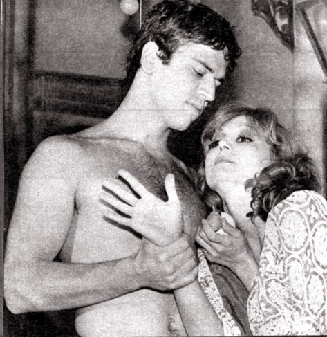 Nuno Leal Maia e Eva Wilma: montagem de 1974 (Foto: Divulgação)